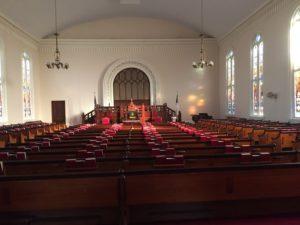 Church inside Lem